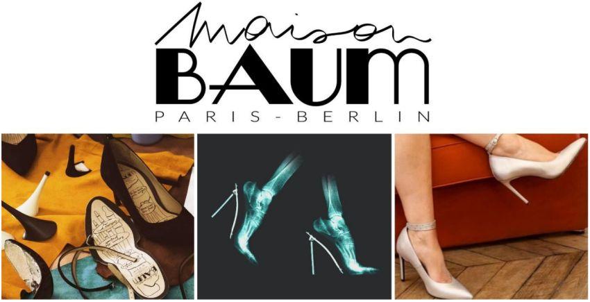 Maison Baum : de l'art de créer des escarpins confortables
