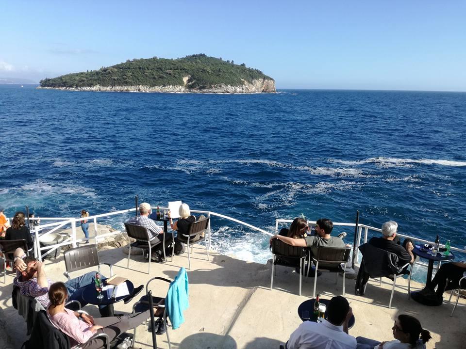 Dubrovnik, phot JP Tarot pour Senioractu