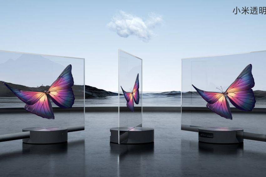 Xiaomi lance une télévision totalement transparente !