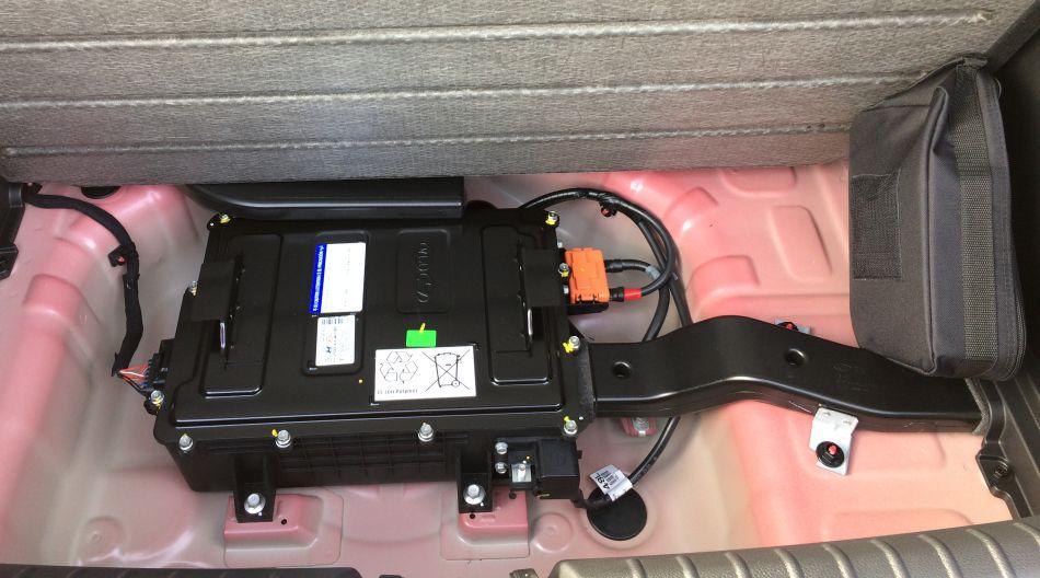 Batterie de la Kia Stonic