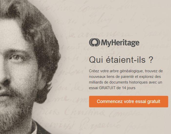 MyHeritage : un kit ADN à 45 euros pour tout savoir de vos origines...