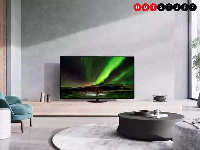 Panasonic muscle sont arsenal de téléviseurs OLED