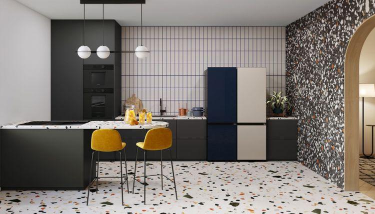 Samsung Bespoke : des réfrigérateurs sur-mesure et personnalisables
