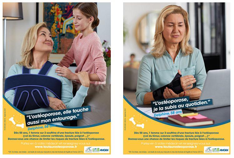 RoadSh'os : tournée de l'ostéoporose et grande campagne de sensibilisation aux conséquences
