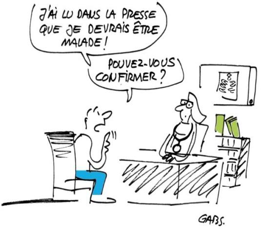 Les Français : l'information santé et la peur de la maladie
