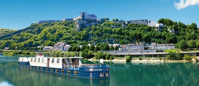 CroisiEurope : trois nouvelles péniches pour de nouvelles croisières sur les canaux de France