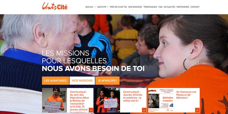 """""""Passeurs de Mémoires"""" © Unis-Cité"""