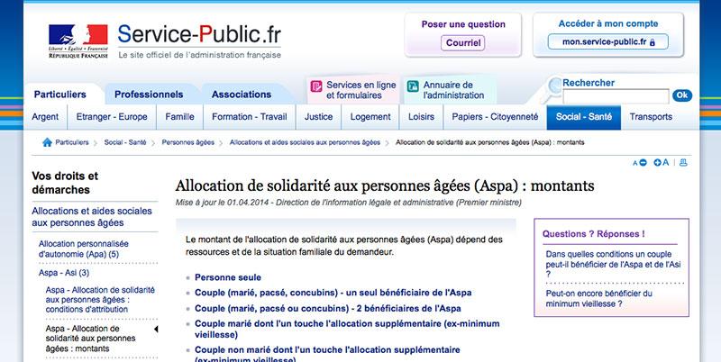 Service-Public.Gouv.fr