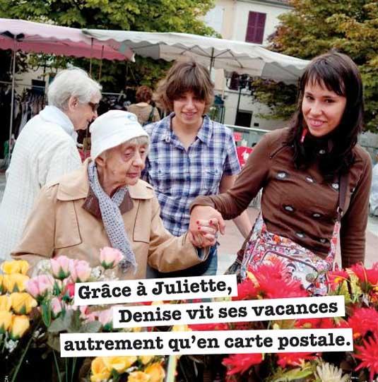 Eté 2014 : Les petits frères des Pauvres recherchent des bénévoles pour accompagner les seniors en vacances