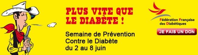 Contre le diabète : 3ème édition