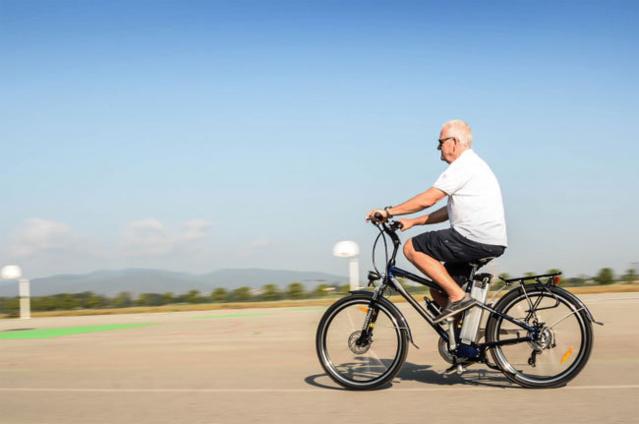 À vélo oui… Mais électrique !