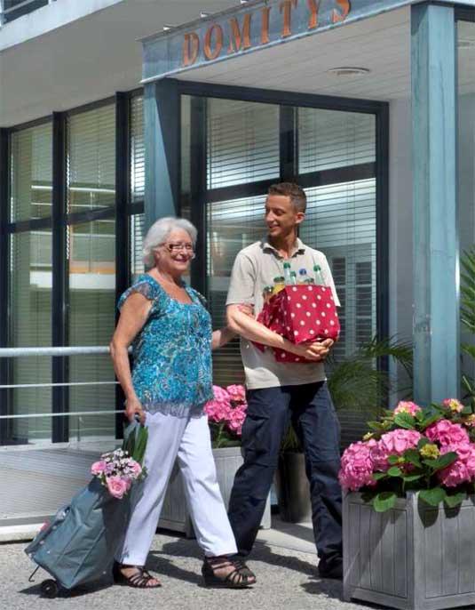 Domitys : une offre de séjours temporaires pour l'été