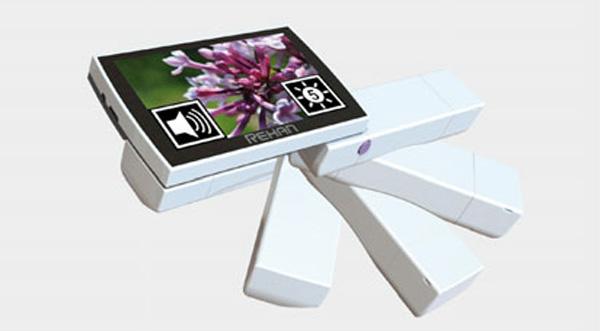 Looky HD Touch : une loupe électronique de poche haute définition et tactile