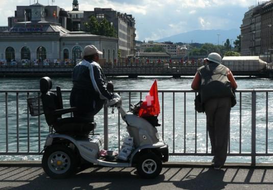 Suisse : les villes doivent s'adapter à une population qui vieillit