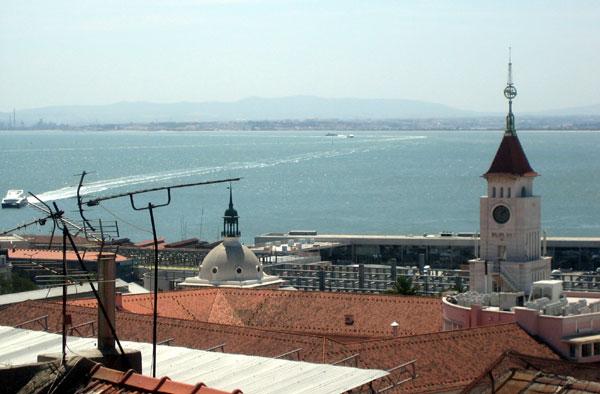 Lisbonne et le Tage