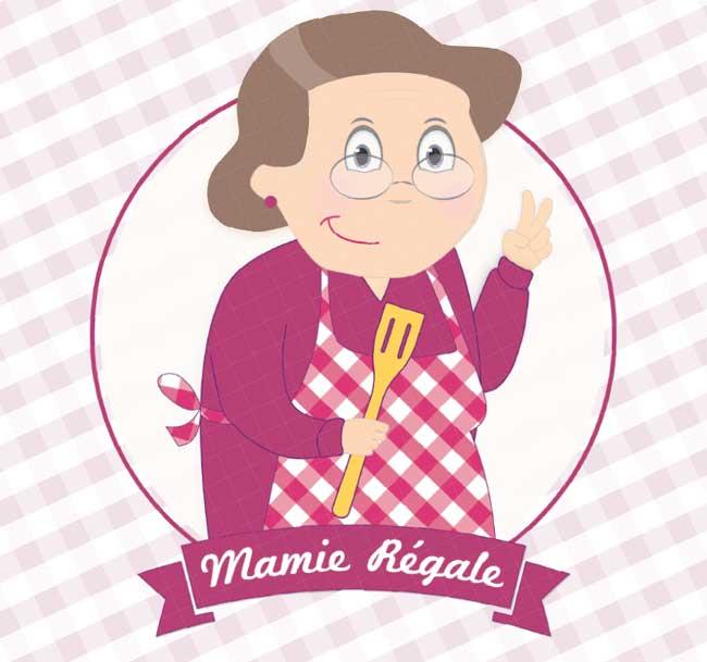 Mamie régale