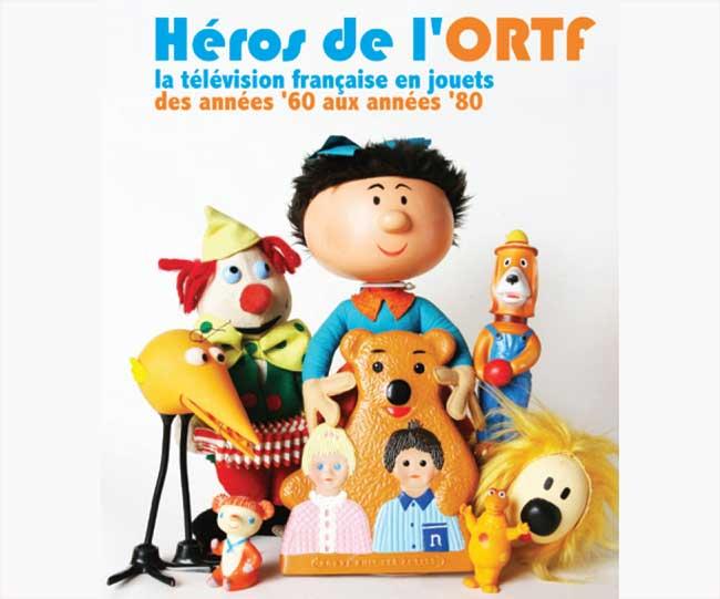 Les héros de l'ORTF au Musée de la Poupée à Paris en octobre prochain