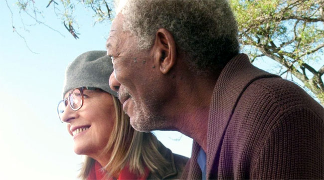 5 flights up, Diane Keaton, Morgan Freeman, DR