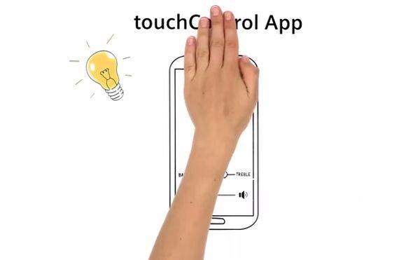 TouchControl : l'appli qui règle les aides auditives
