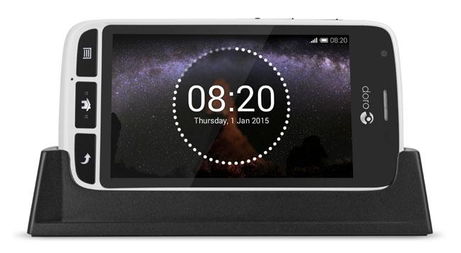 Doro Liberto 820 Mini : le smartphone en toute simplicité