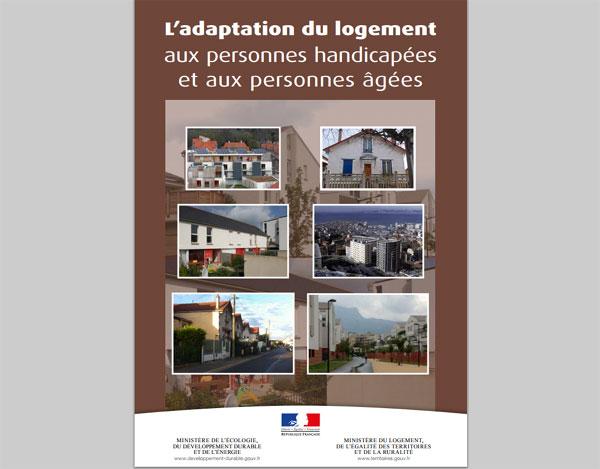 L'adaptation du logement aux personnes âgées (guide en ligne)