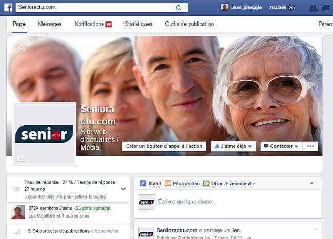 Usurpation d'identité numérique : les seniors sont aussi concernés...