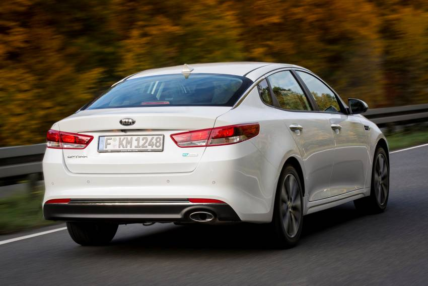 Kia Optima Ultimate : le retour des berlines familiales