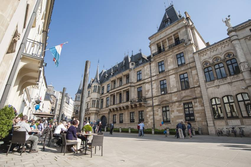 Visiter Le Luxembourg Ville
