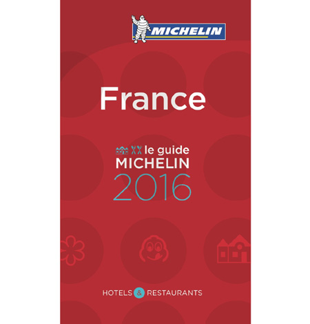 Michelin, le Guide Rouge 2016