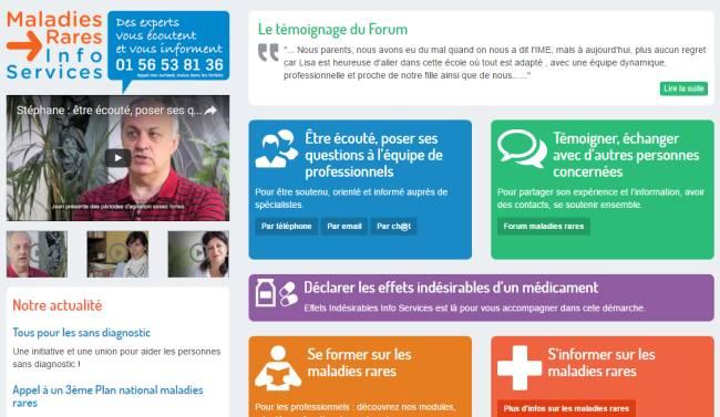 Initiative : sensibilisation aux malades sans diagnostic