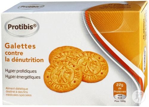 CHU de Nice : les galettes Protibis aident les seniors à reprendre du poids