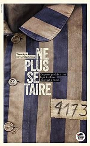 """Un Prix Chronos pour """"Ne plus se taire"""" de Véronique Olivier-Barberon"""