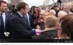 Les retraités français sont dans la rue