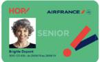 HOP Air France lance une carte destinée aux plus de 65 ans