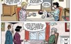 Une bande dessinée de Michel Janvier sur la téléassistance