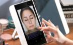 HiMirror Slide : le miroir intelligent qui évalue vos rides au quotidien