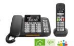 """Gigaset DL780 plus : nouveau duo de téléphone orientés """"seniors"""""""