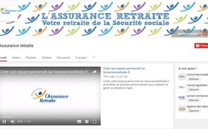 Assurance retraite : un million de vues sur Youtube