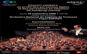 Toulouse : concert solidaire pour les personnes âgées à la Halle aux Grains