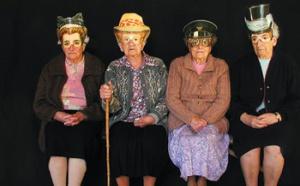 On a (bien) le temps ! : un CD enregistré par quatre femmes seniors du TéATr'éPROUVèTe