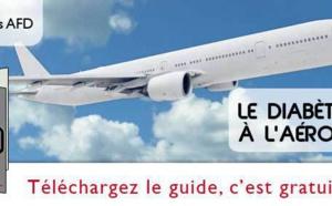 L'AFD propose un « Guide du diabète à l'aéroport : pour voyager en toute tranquillité ! »