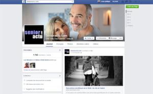 Les seniors échangent avec les petits-enfants sur les réseaux sociaux
