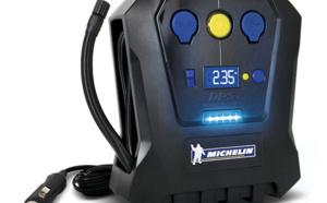Mini compresseur Michelin : pour ne plus se dégonfler !