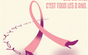 Octobre rose 2008 : mois national de mobilisation contre le cancer du sein