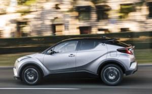 Avec le C-HR, Toyota ose un design incisif