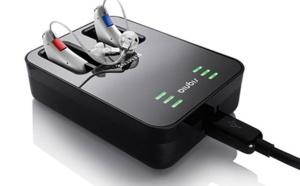 Cellion, l'aide auditive rechargeable par induction