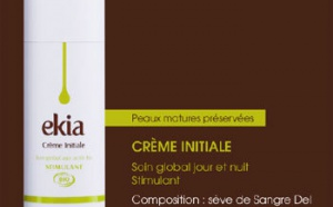 Ekia, une ligne de soins totalement bio dédiée aux peaux matures