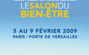 Médecine douce et thalasso : 26ème édition du salon du bien-être du 5 au 9 février à Paris
