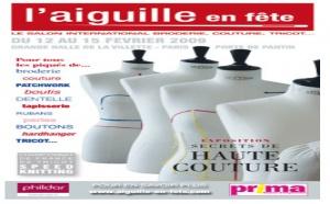 Aiguille en fête 2009 : une édition placée sous le signe de la Haute Couture