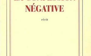La confession négative de Richard Millet : l'esthète mercenaire